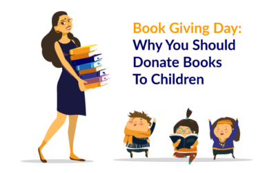 Book Giving Day: Why You Should Donate Books To Children
