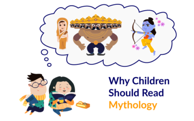 Why Children Should Read Mythology