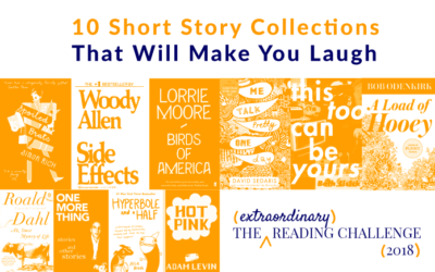 #TCRrack: 10 Short Story Collections That Will Make You Laugh