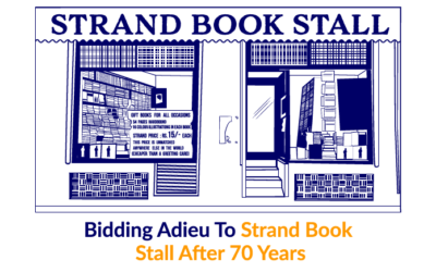 Bidding Adieu To Strand Book Stall After 70 Years