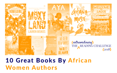 #TCRrack: 10 Great Books By African Women Authors