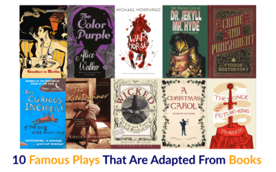 #TCRrack: 10 Famous Plays That Are Adapted From Books