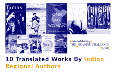 #TCRrack: 10 Translated Works By Indian Regional Authors