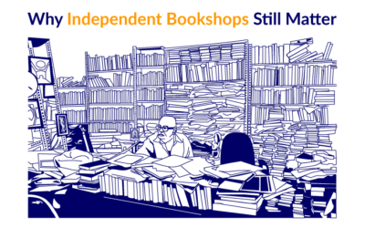 Why Independent Bookshops Still Matter