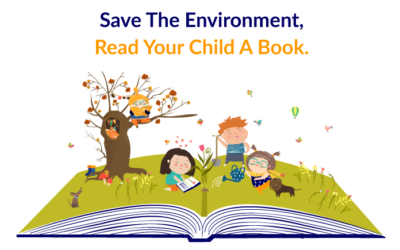 Save The Environment, Read Your Child A Book