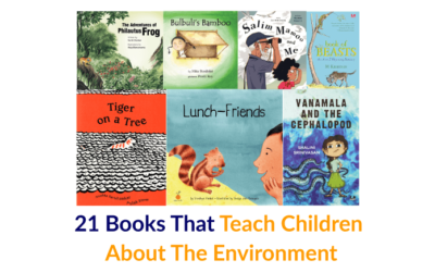 #TCRRack: 21 Books That Teach Children About The Environment