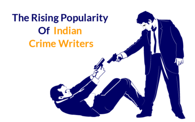The Rising Popularity Of Indian Crime Writers