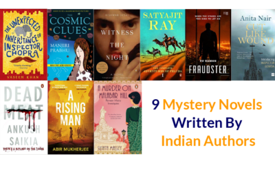 9 Mystery Novels Written By Indian Authors