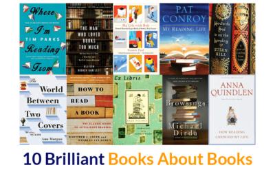 10 Brilliant Books About Books