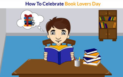 How To Celebrate Book Lovers Day