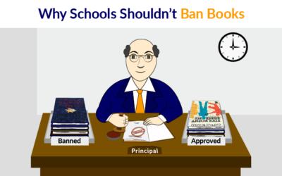 Why Schools Shouldn't Ban Books