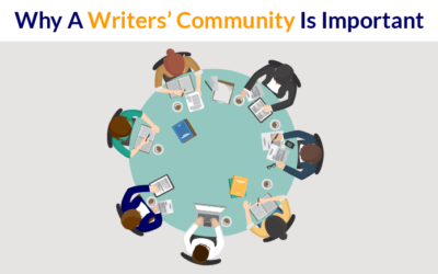 Why A Writers' Community Is Important
