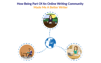 How Being Part Of An Online Writing Community Made Me A Better Writer