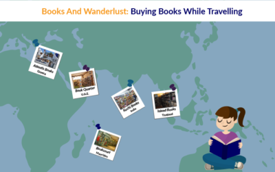 Books and Wanderlust: Buying Books While Travelling