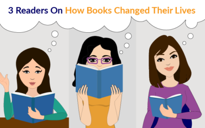 3 Readers On How Books Changed Their Lives