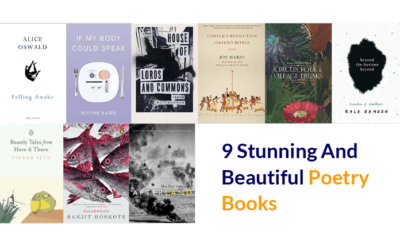 9 Stunning And Beautiful Poetry Books