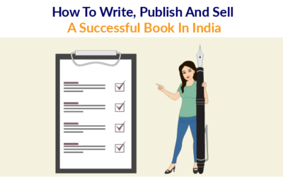 How To Write, Publish And Sell A Successful Book In India
