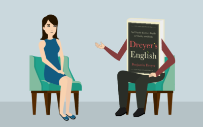 To Improve Your Grammar, Read Dreyer's English