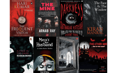 8 Spooky Horror Books By Indian Authors