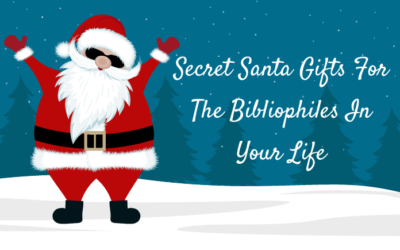 Secret Santa Gifts For The Bibliophiles In Your Life