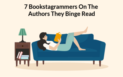 7 Bookstagrammers On The Authors They Binge Read