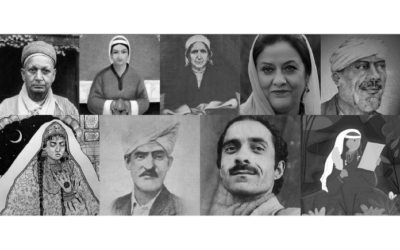 9 Kashmiri Poets Who Dazzled Us With Their Poetry