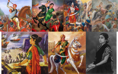 7 Brave Warrior Women Of India