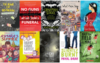 10 Exciting Indian YA Novels To Get Your Hands On